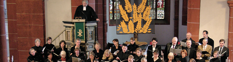 Jubiläumskonfirmation in der Markuskirche