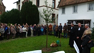 Baumpflanzung Butzbach